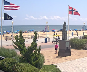 Virginia Beach Boardwalk Cam